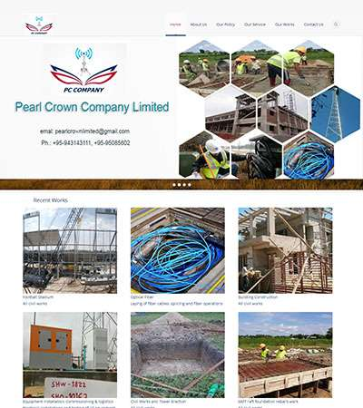 Our Client -  Pearl Crown Co.,Ltd.